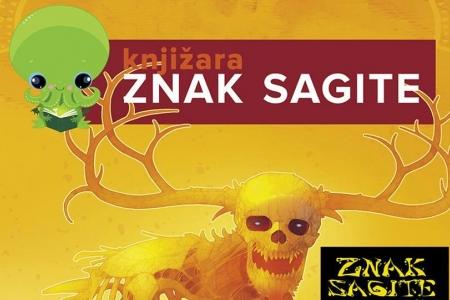 Danas zvanično otvaranje knjižare Znak sagite